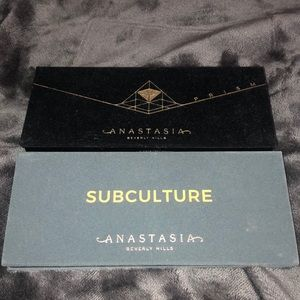 Anastasia BH Subculture & Prism Palette Bundle